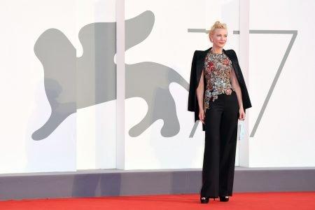 Cate Blanchett no Festival de Cinema de Veneza de 2020