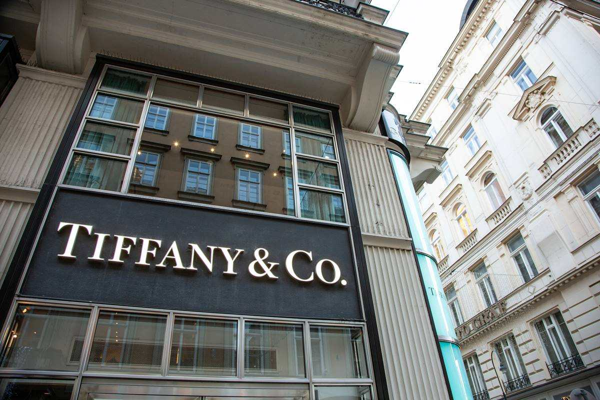 Loja da Tiffany