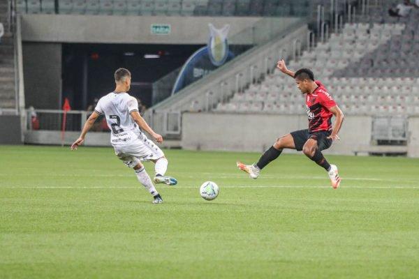 Athletico e Botafogo empatam