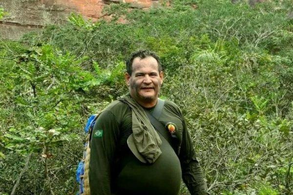 Rieli Franciscato foi morto após ser atingido por flechada em Seringueiras