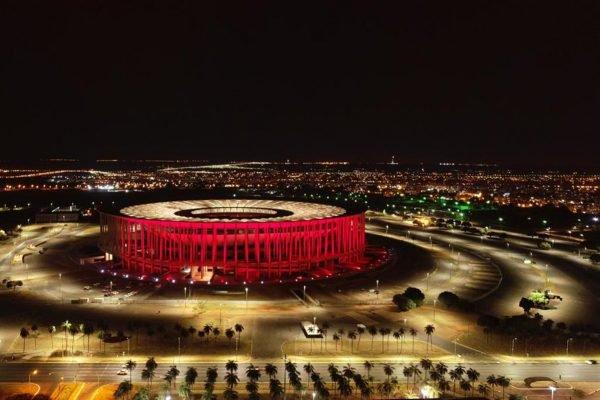 Mané Garrincha Flamengo