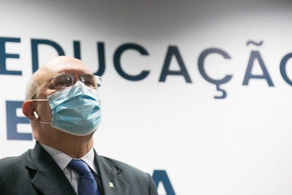 Ministro do MEC Milton Ribeiro