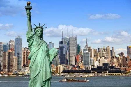 Nova York, Estátua da Liberdade, Estados Unidos