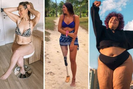 Perfis Instagram Body Positive