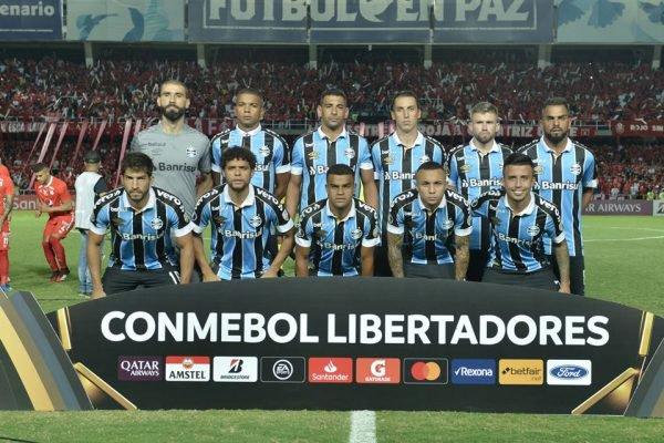 Gremio Libertadores