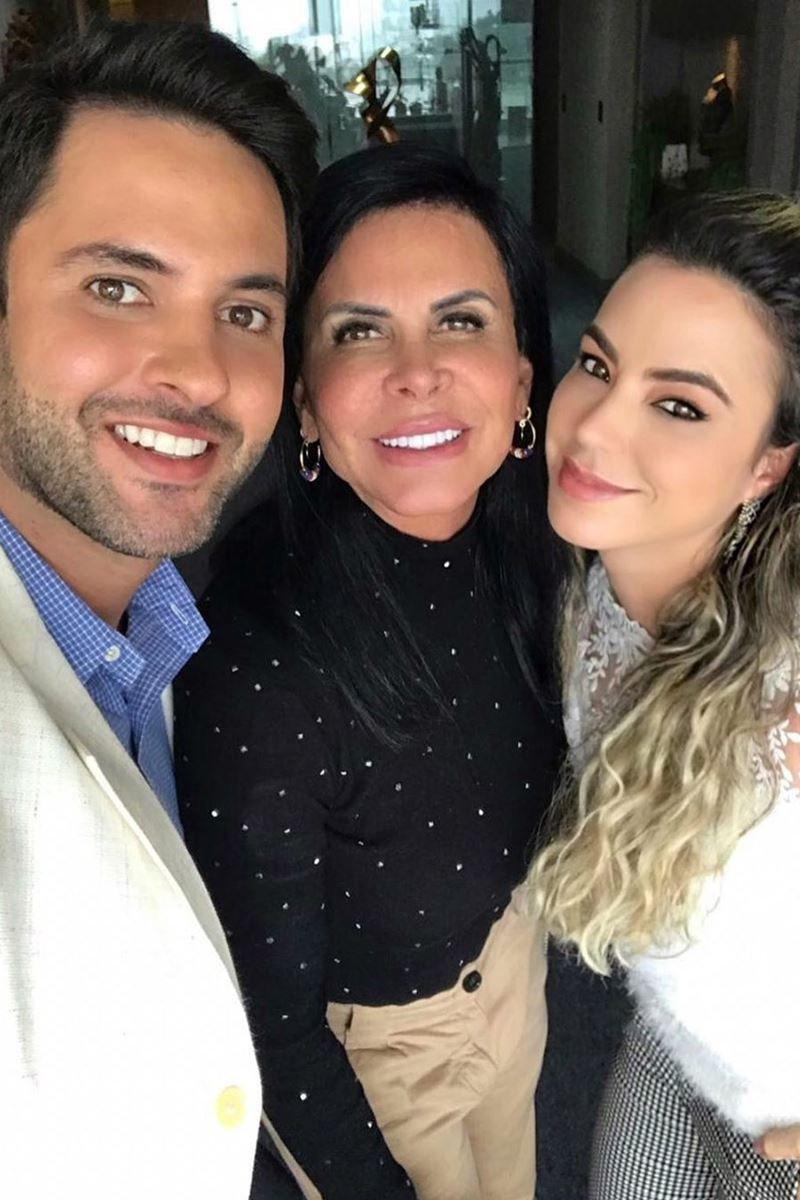 Médico Paulo Lessa, Gretchen e Karla Lessa