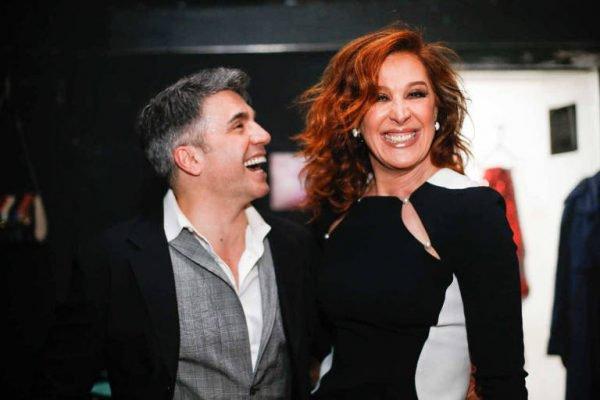 Claudia Raia e Jarbas Homem de Mello