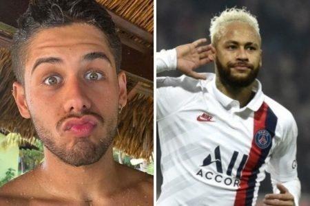 Treta entre Zé Felipe e Neymar