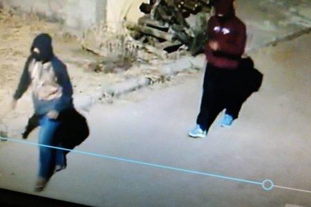 Bandidos encapuzados no DF