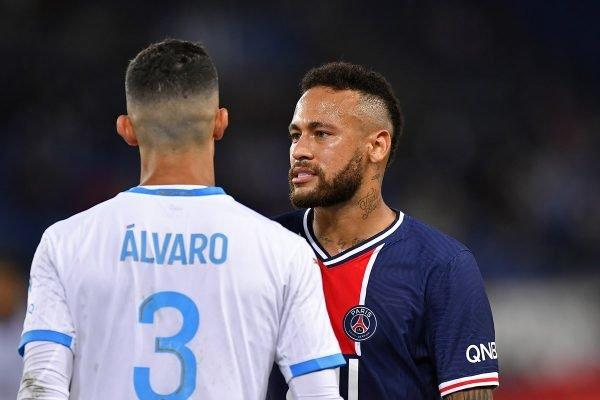 Neymar e Álvaro González
