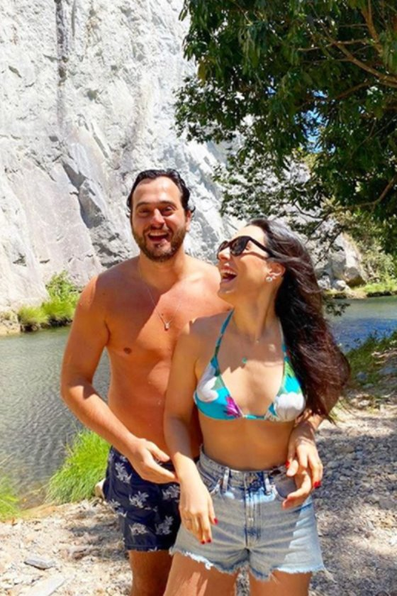 Rodrigo Marino e Bianca Tripoli