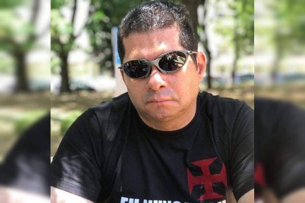Stefyson Braga, sargento da PMDF vítima da Covid-19