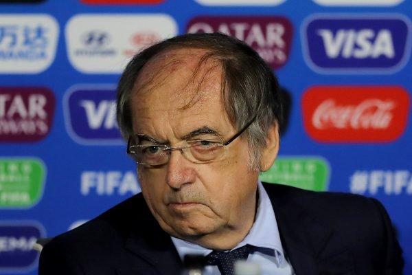 presidente da Federação Francesa de Futebol