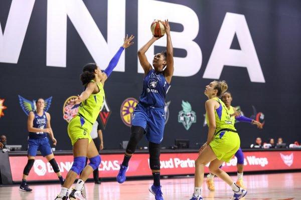 Damiris Dantas WNBA