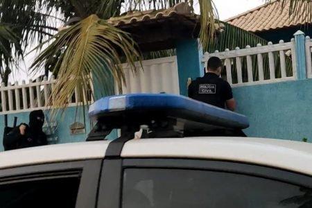 batida policial