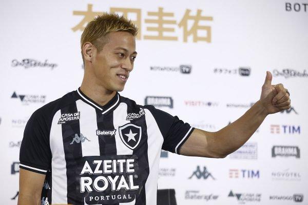 Keisuke Honda Botafogo