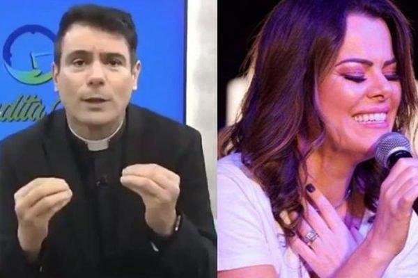 Padre Juarez detona Ana Paula Valadão por fala sobre gays