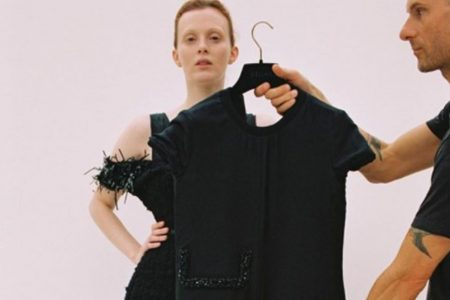 Stylist Francesca Burns