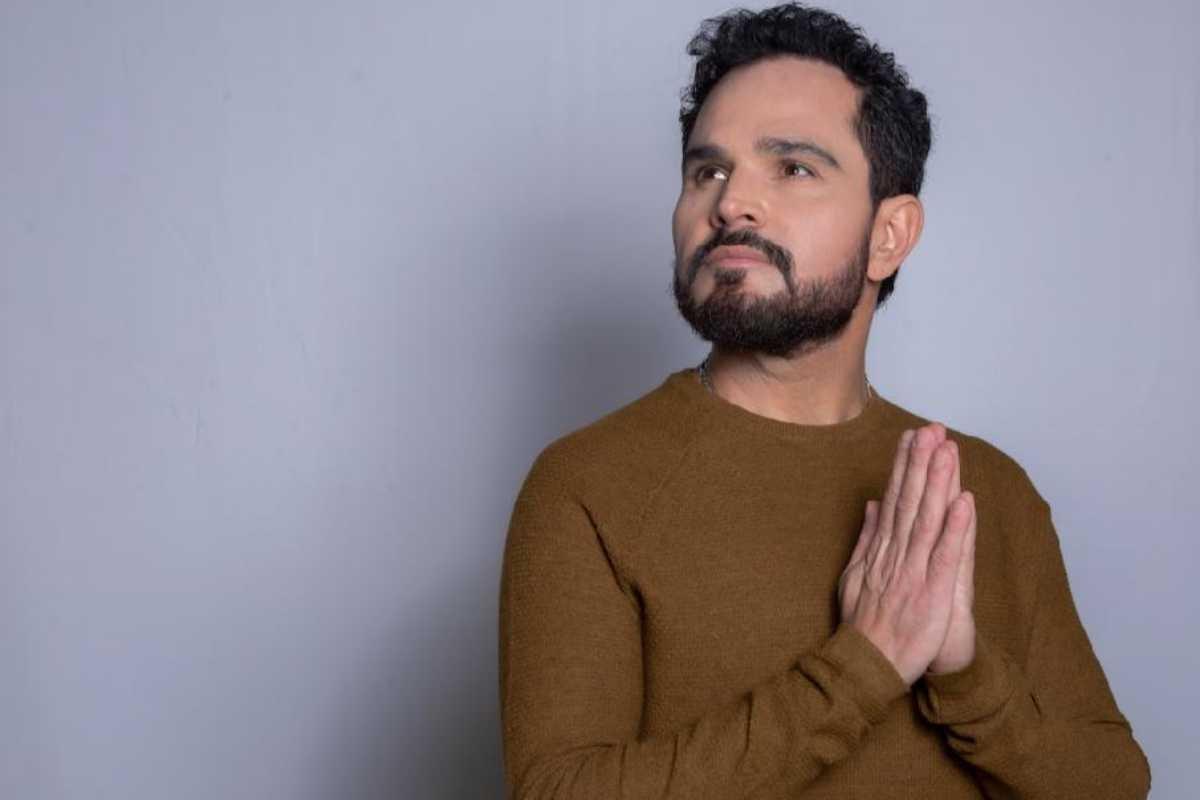 Luciano, da dupla com Zezé Di Camargo, agora também é cantor gospel