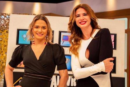 Glamuor Garcia e Luciana Gimenez
