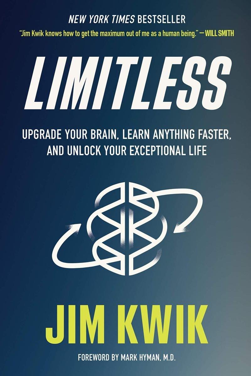 Livro Limitless Jim Kwik