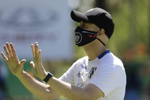 Miguel Angel Ramirez, técnico do Independiente del Valle