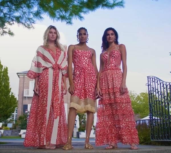 Modelos em vídeo da PatBo