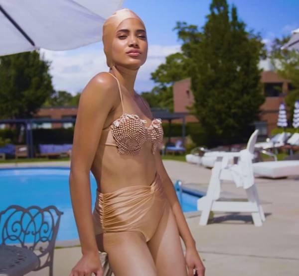 Modelo em vídeo da PatBo