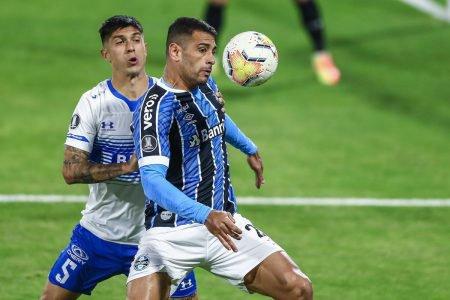 Diego Souza Grêmio Libertadores