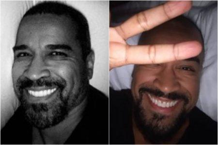 Fernando Pires sorrindo