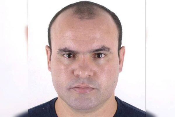 dailton Jorge da Silva Campos, professor assassinado no DF