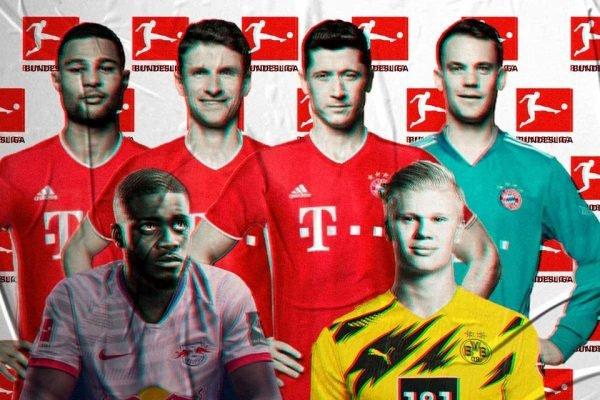 Arte da Bundesliga