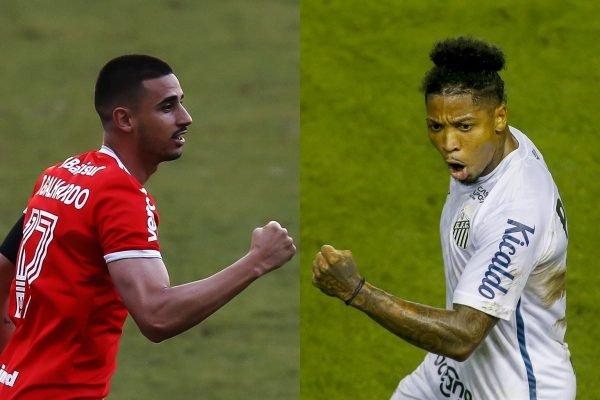 Thiago Galhardo e Marinho