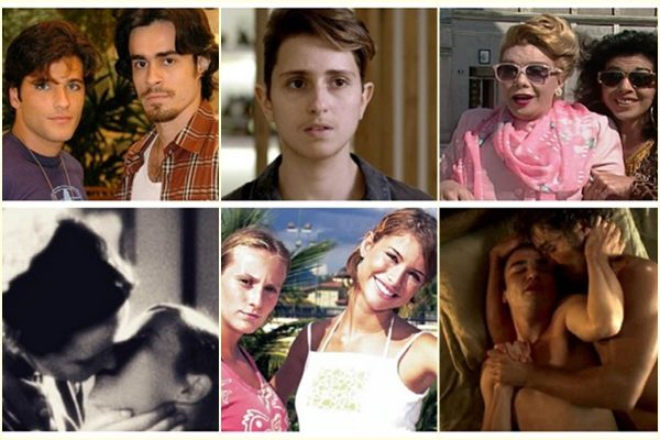 Personagens Gays da TV