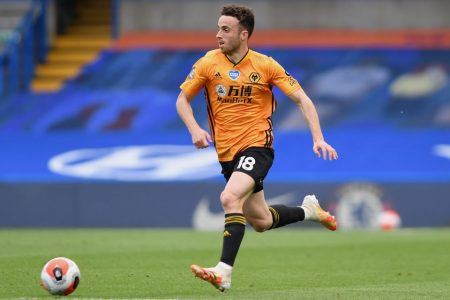 Diogo Jota, do Liverpool
