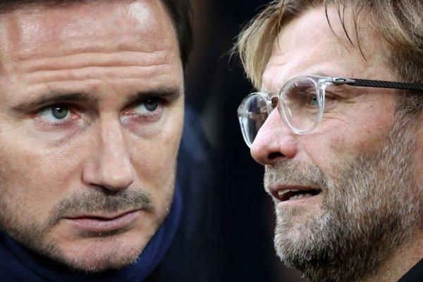 Chelsea x Liverpool