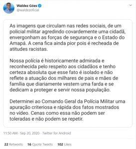 Nota Gov. Amapá