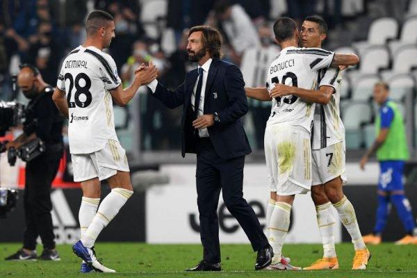 Juventus estreia com vitória