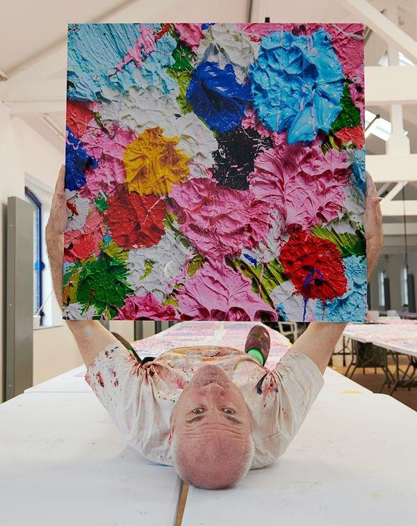 Damien Hirst e suas obras