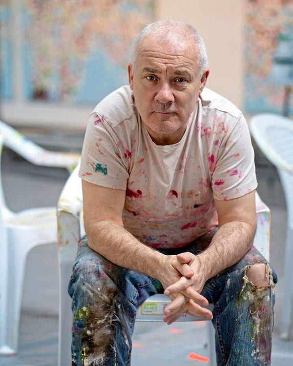 Artista Damien Hirst