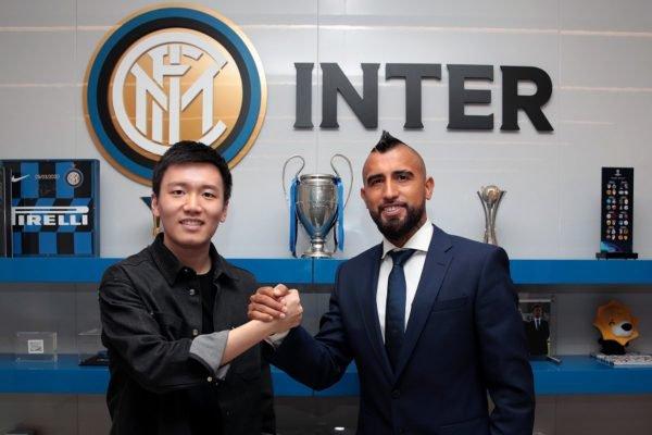 Vidal Inter de Milão