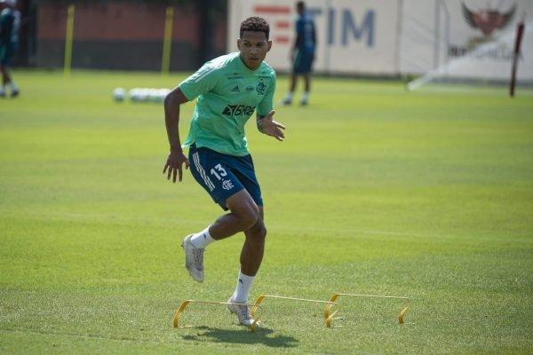 João Lucas Flamengo