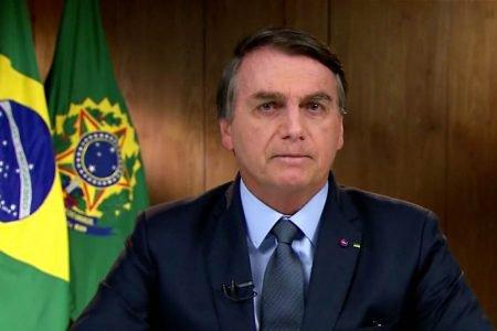 Bolsonaro diz que incêndios na Amazônia são feitos por índios e caboclos