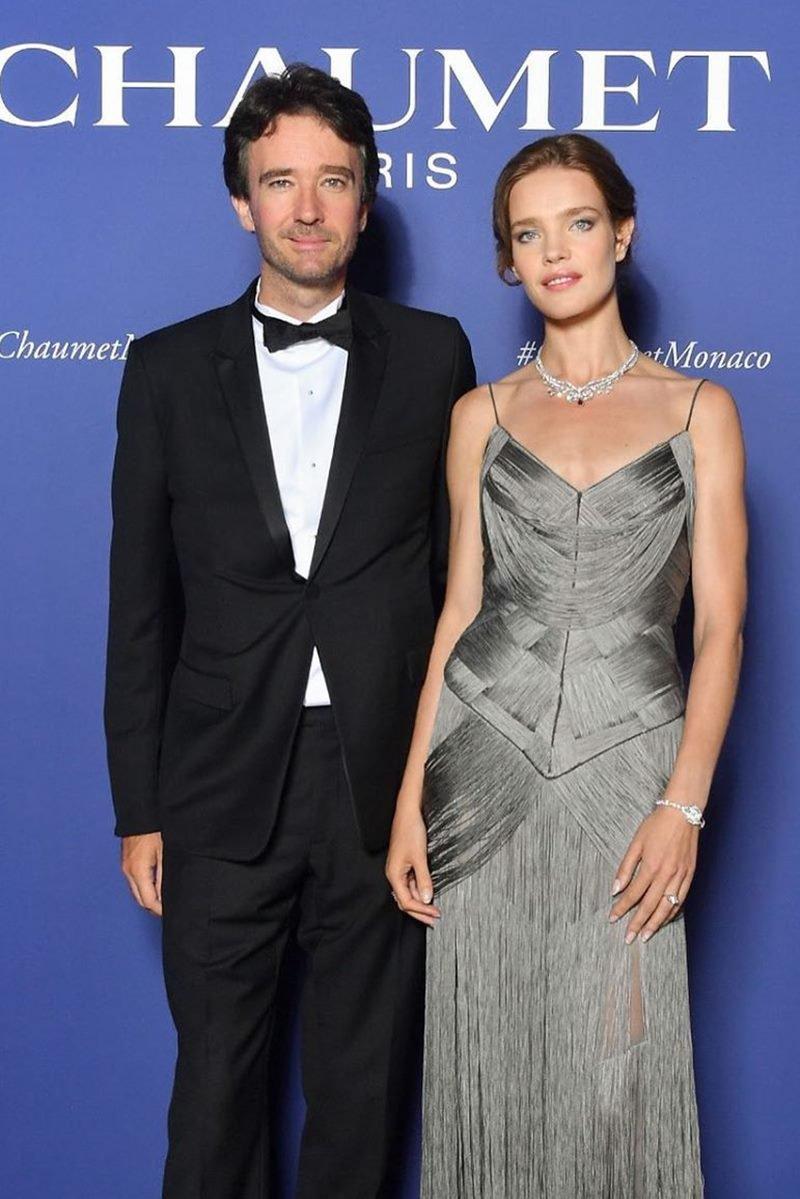 Antoine Arnault e Natalia Vodianova