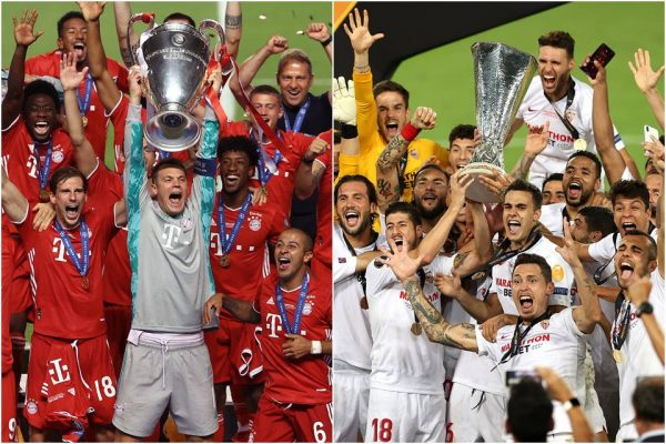 Bayern e Sevilla