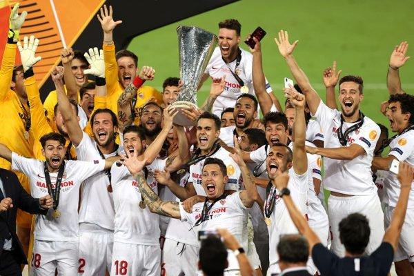 Sevilla Liga Europa