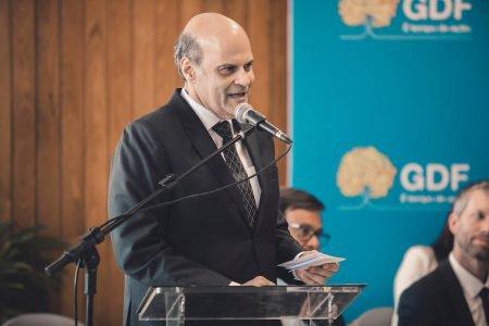 Paco Britto (Avante) foi eleito vice-governador do Distrito Federal nas eleições de 2018
