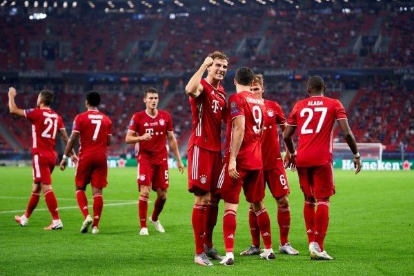 Bayern vence a Supercopa