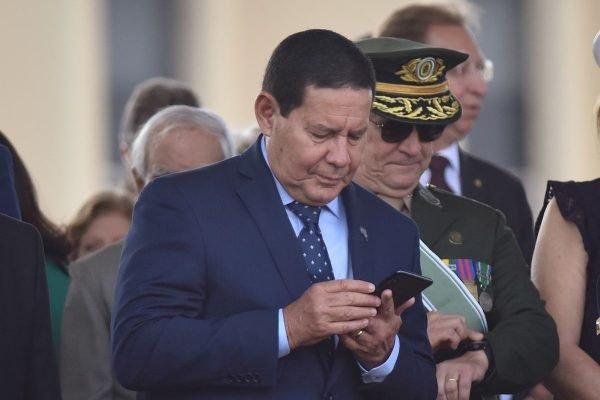 General Hamilton Mourão