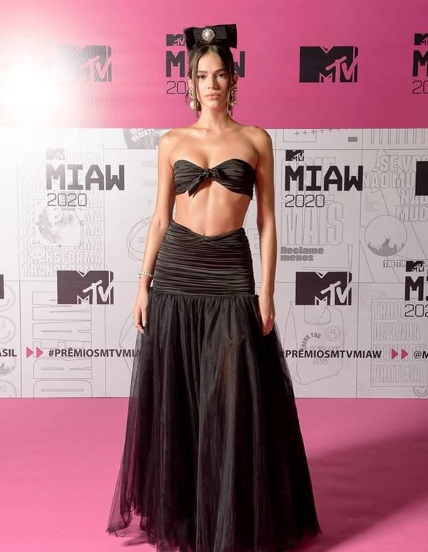 Bruna Marquezine no MTV Miaw 2020